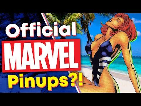 Marvel's Pinup Swimsuit SpecialKaynak: YouTube · Süre: 5 dakika55 saniye