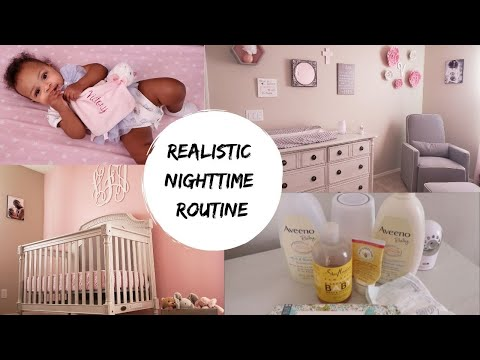 Bedtime Routine | Sleeping Through The Night | Babywise Method