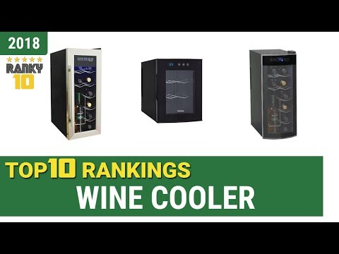 Best Wine Cooler Top 10 Rankings, Review 2018 & Buying Guide