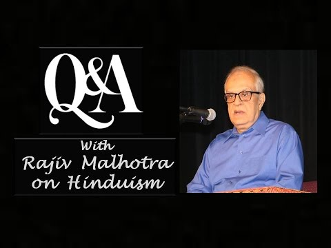 Rajiv Malhotra Invites Hindus To Send Queries About Hinduism