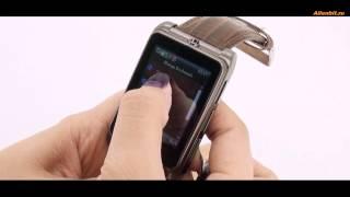 Гаджет-часы со встроенным телефоном