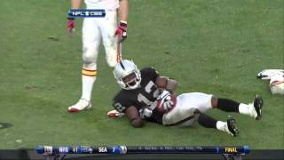 Jacoby Ford vs Chiefs, week 9, 2010