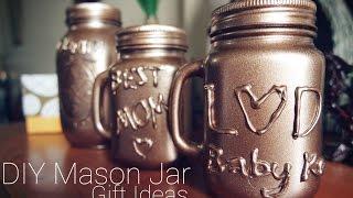 Diy Mason Jar Christmas Gift Ideas