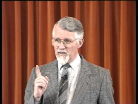 David Pawson - Galatians [1] - Unlocking the bible