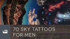 70 Sky Tattoos For Men