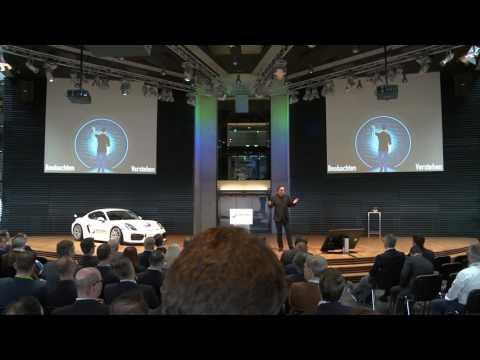 Futurist Keynote Speaker Gerd Leonhard bei Handelskraft Leipzig 2017: Die Zukunft 2025