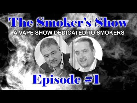 """The Smoker's Show Episode 1 """"Introduction"""""""
