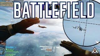 Insane Sniper Clips - Battlefield Top Plays