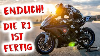 Mein Yamaha R1 Projekt! | Supersportler I´M IN!