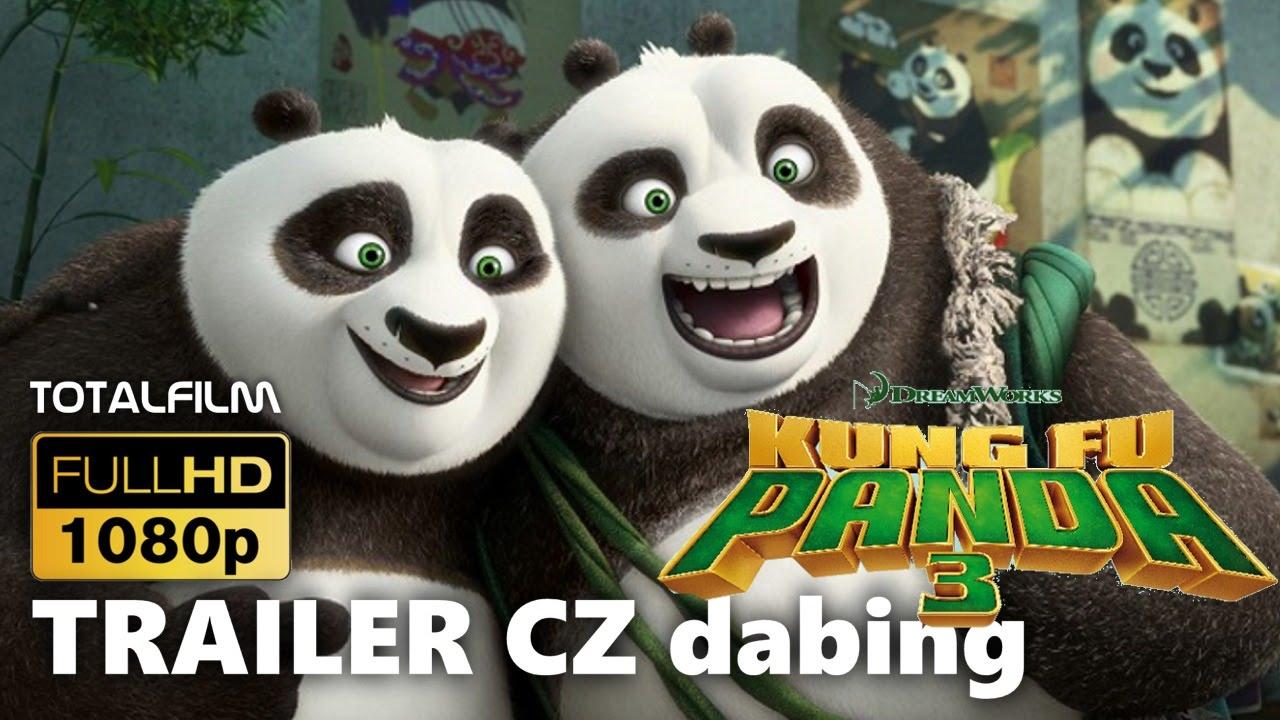 Kung Fu Panda 3 (2016) CZ dabing HD trailer