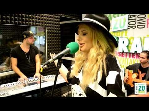 Delia si Buzdugan - Muzica de petrecere (Improvizatie live la Radio ZU)