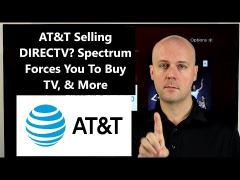CCT #152 - AT&T Selling DIRECTV? Spectrum Forces You To Buy TV, & More