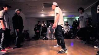 立命館大学(goody goody)vs  名古屋工業大学(あ゛ーす) SEMI FINAL① / DANCE@LIVE RIZE CHUBU CLIMAX 2015 thumbnail