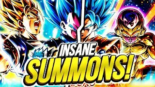 15000 CRYSTALS FOR SUPER VEGITO! ANNIVERSARY SUMMONS! - Dragon Ball Legends
