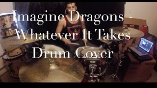 SallyDrumz - Imagine Dragons - Whatever It Takes Drum Cover