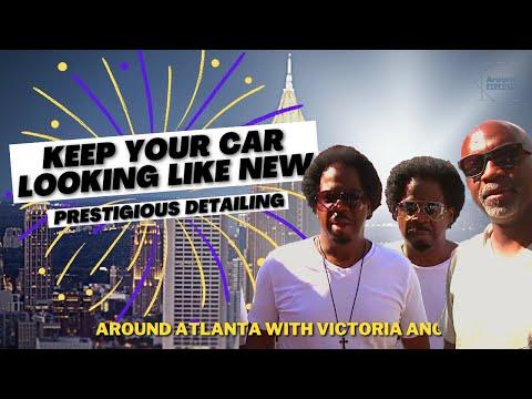 AROUND ATLANTA   HIDDEN TREASURES   Prestigious Detailing Buckhead
