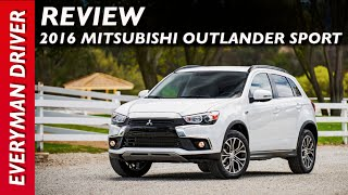 Mitsubishi Outlander Sport 2016 Videos