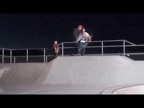 Kingman Skatepark Montage (HD)