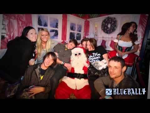 Paxahau Blue Ball 4 Pictures with Santa