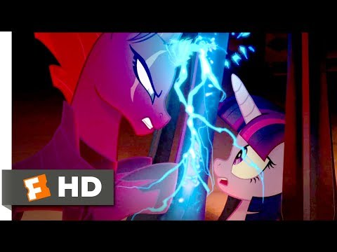 My Little Pony: The Movie (2017) - Open Up Your Eyes Scene (7/10) | Movieclips