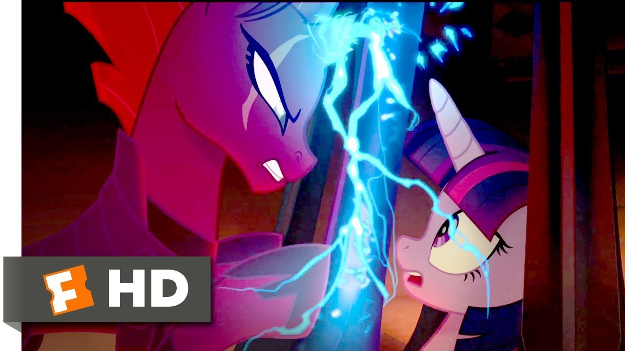 my little pony the movie 2017 open up your eyes scene 7 10