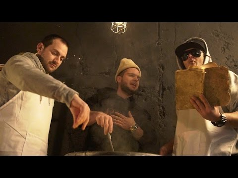 "TR1CKMUSIC - ""ГЛАВНИТЕ ГОТВАЧИ"" feat. MADMATIC, ЖЛЪЧ & F.O."