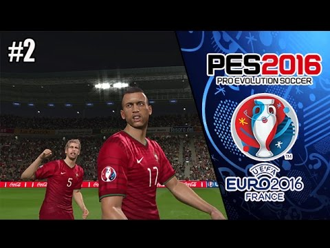 PES UEFA EURO 2016 | EM BUSCA DO SONHO #2 |