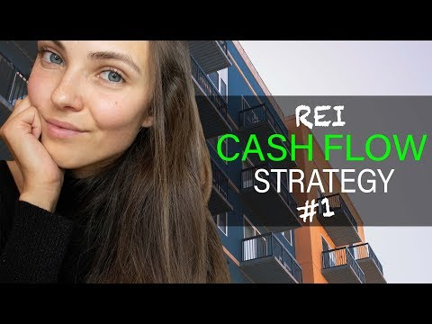 Real estate investing strategy for beginners to cash flow quickly & build a portfolio
