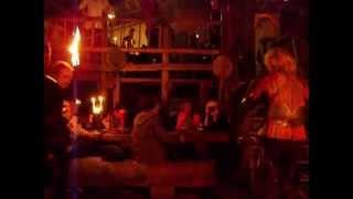видео замок и средневековая корчма Детенице