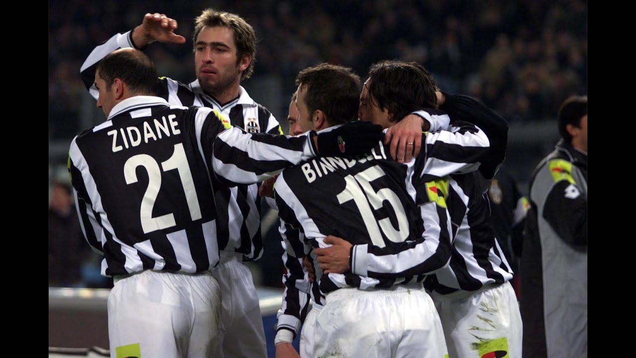 11 05 2001 Serie A Fiorentina Juventus 1 3 YouTube