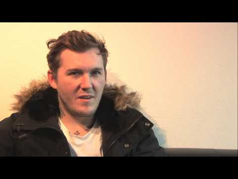 The Gaslight Anthem interview - Brian (part 1)