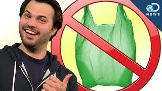 Repeat youtube video Paper or Plastic: Which Bags Hurt the Environment More?