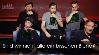 GlasBlasSing Quintett: Menschen Trinken Flaschen Pfand
