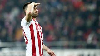 Δηλώσεις Βαλμπουενά (Ολυμπιακός - Άρης) / Valbuena statements (Olympiacos - Aris)