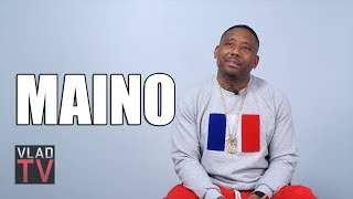 Maino Talks About His Scars Telling a Story: You Wear Them Like Jewelry (Part 1)