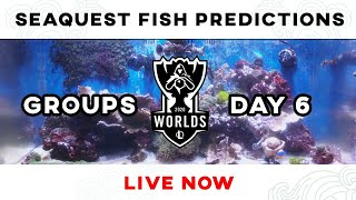 WORLDS FISH PREDICTIONS | GROU…