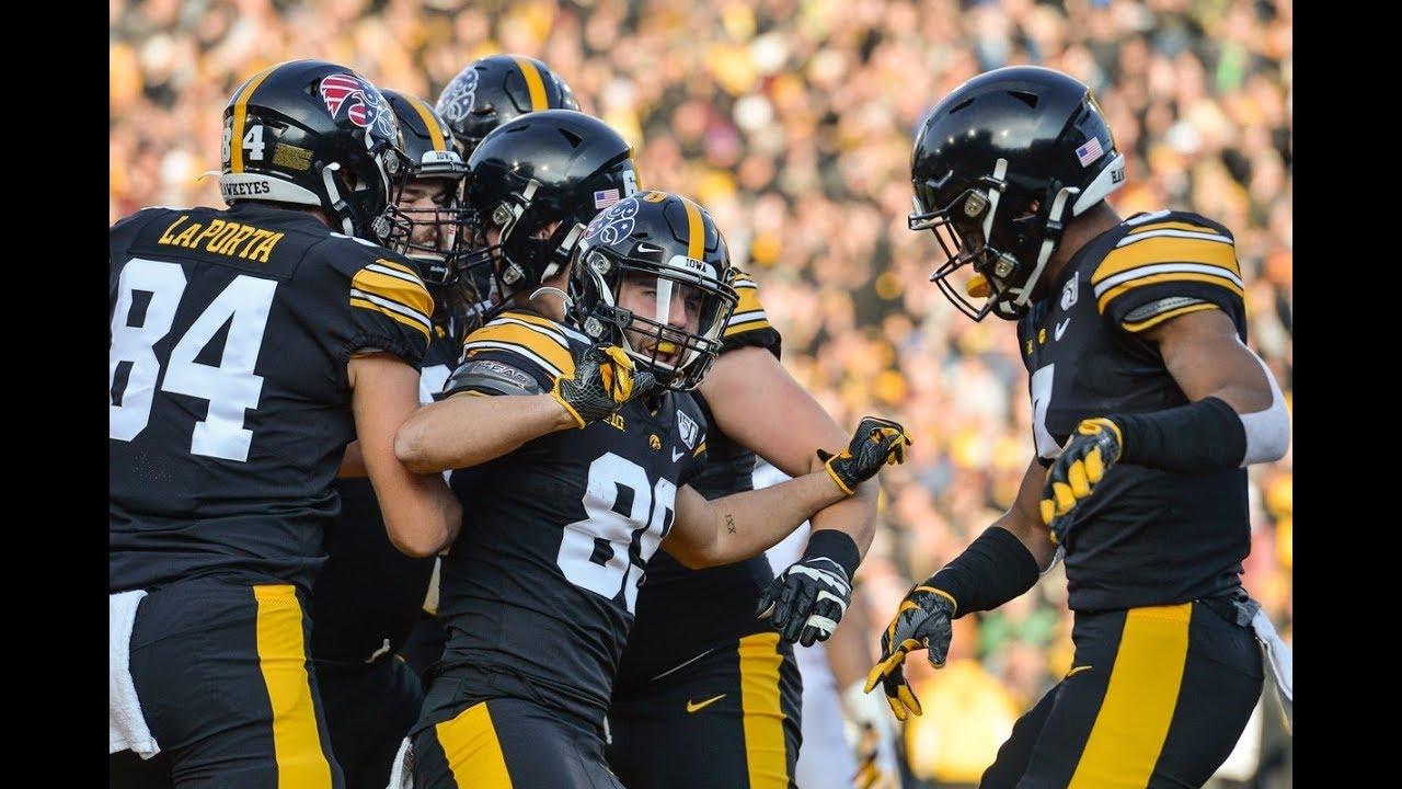 Minnesota Vs Iowa Football Highlights Week 12 2019 College Football