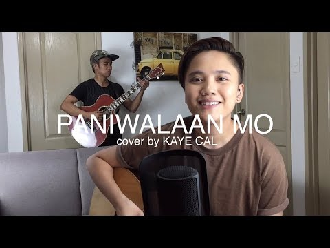 Paniwalaan Mo - Blue Jeans (KAYE CAL Acoustic Cover)