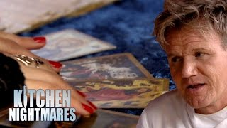 Failing Restaurant Has A Psychic In It - Kitchen Nightmares