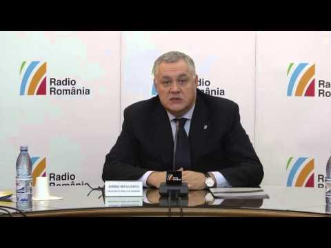 Conferinta de presa Radio Romania 3 decembrie 2015