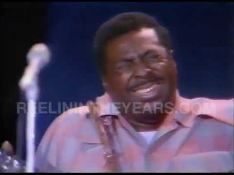 """Albert King- """"I'll Play The Blues For You"""" LIVE 1972 [Reelin' In The Years Archives]"""