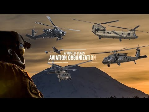 The 16th Combat Aviation Brigade is a team of U.S. Army aviation professionals that is combat ready to fight and win as part of the combined arms team. Born in Battle!U.S. Army video by Capt. Brian H. Harris