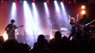 Andy Allo - People Pleaser WUK Vienna 15.12.2013