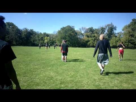 Free Spiriit VS Modern Discathletes - 1