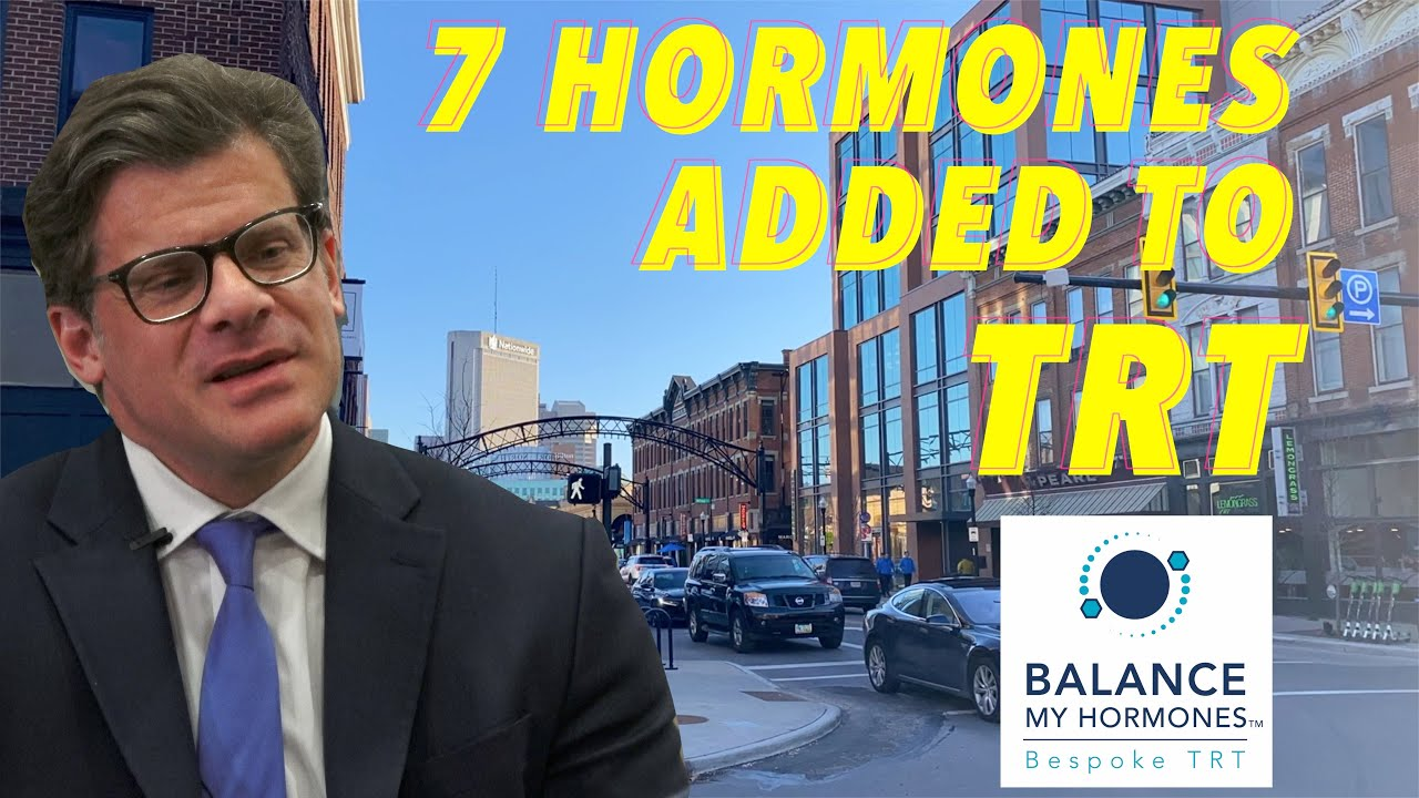 Hormones added to Testosterone Treatment- TRT in the UK- TRT in Europe - YouTube