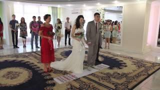 Свадебное видео Днепропетровск - свадьба Саши и Вероники