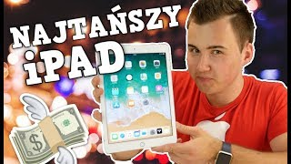 NAJTAŃSZY iPad w Historii 💰🔥| AppleNaYouTube