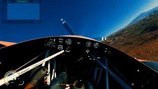 Zabawy w powietrzu The Crew 2 BETA PC 60FPS
