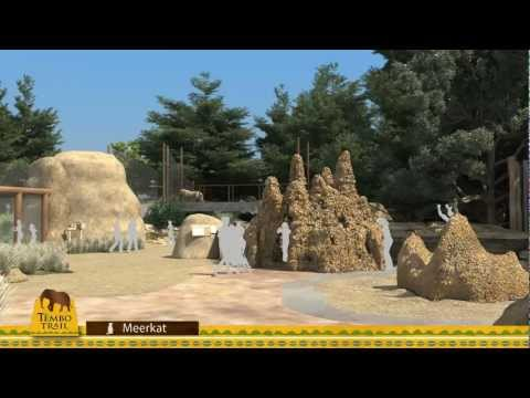 Fresno Chaffee Zoo's African Adventure - Opening 2015