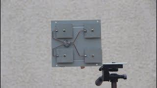 ✔Новая мощная WiFi антенна 15dBi